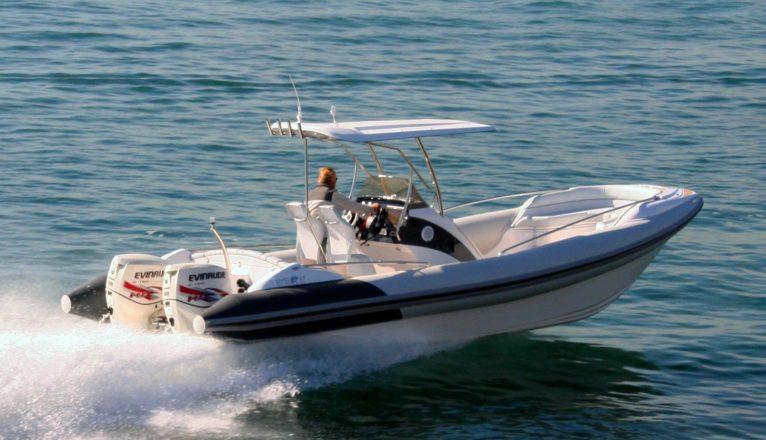 RIB Boat - Hysucat